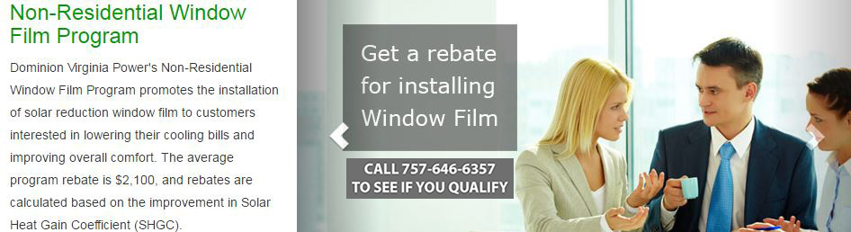 dominion power solar reflection film rebate program non-residential-window-film