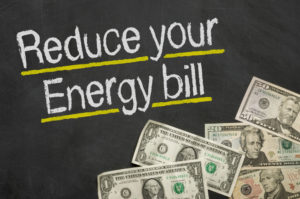 how to lower energy bills