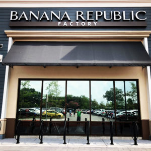 commercial window tinting plaza azteca store front
