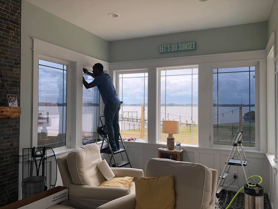 residential window tinting, home window tinting, house window tinting